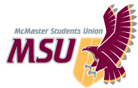 McMaster Student Union (MSU) Logo